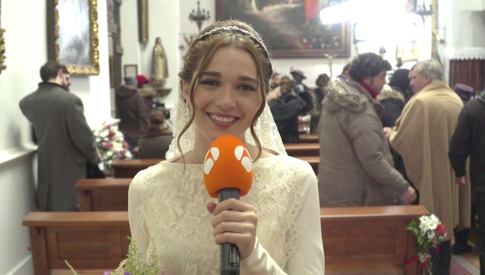 Participa en el sorteo y consigue el ramo de novia de Julieta Uriarte