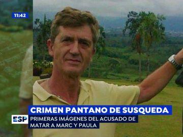 El acusado de crimen del Pantano de Susqueda.
