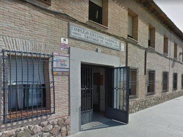Colegio 'Santiago el Mayor', de Toledo