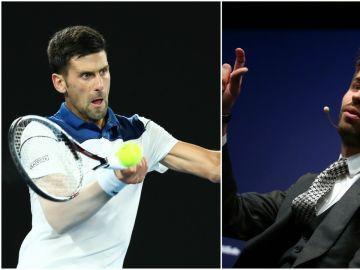 Djokovic y Piqué, en busca de un objetivo común