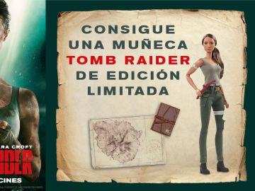 Concurso 'Tomb Raider'