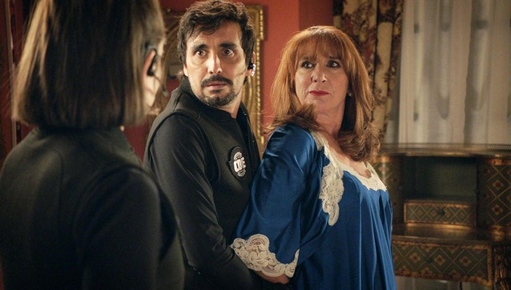 El 'Cuerpo de Élite' rescata a Josemari y llega a un pacto cultural con la Condesa