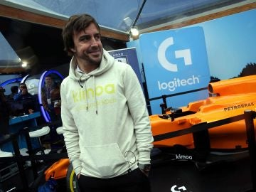 Alonso, contento con McLaren