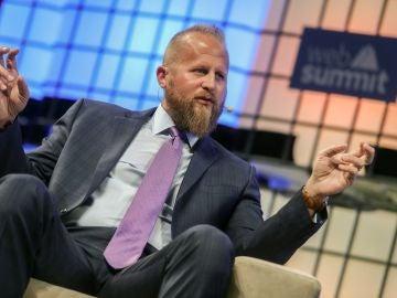 Brad Parscale, director de las operaciones digitales de la campaña del presidente estadounidense Donald Trump