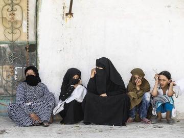 Imagen de archivo: mujeres en Siria