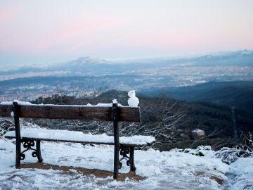 Riesgo de nevadas en España