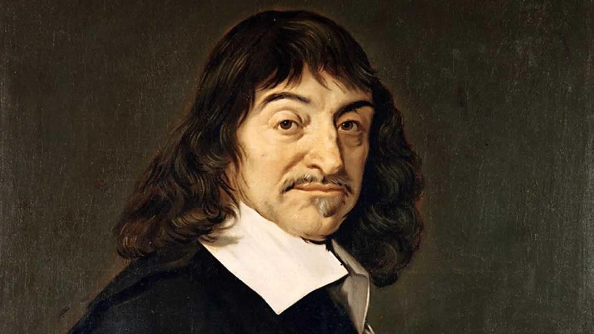 Retrato de Rene Descartes (Frans Hals)
