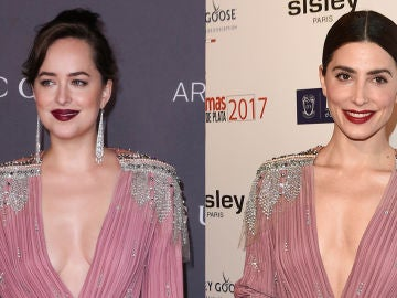 Dakota Johnson y Bárbara Lennie