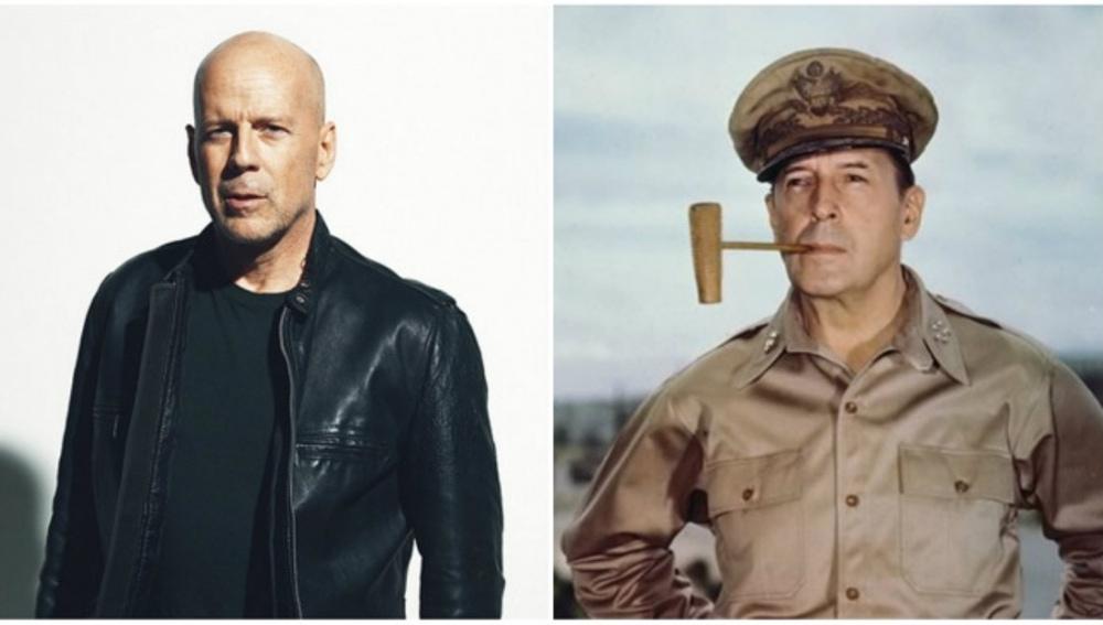 Bruce-Willis-y-el-general-Douglas-MacArthur-quien-partici%C3%B3-en-la-Segunda-Guerra-Mundial.jpg