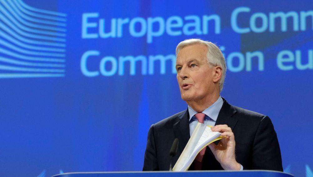 El negociador jefe de la Unión Europea (UE) para el 'Brexit'