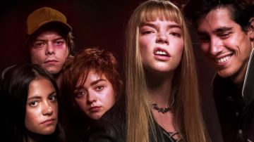 Los protagonistas de 'New Mutants'