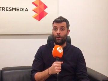 Entrevista a Nacho Carretero