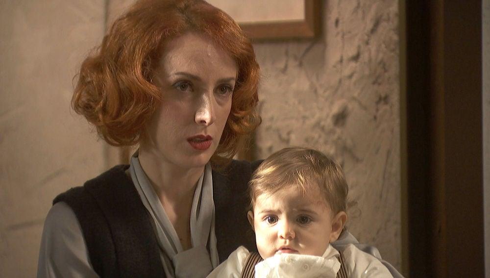 Severo descubre la verdad: ¡Irene tiene a Carmelito!