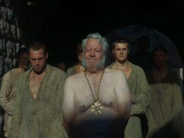 Paul Bentley en 'Juego de Tronos'