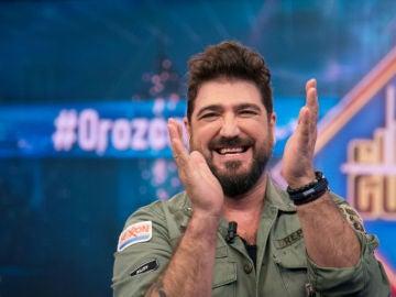 Antonio Orozco, en 'El Hormiguero 3.0'
