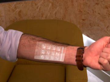 Los dispositivos podrían integrarse en nuestros cuerpos