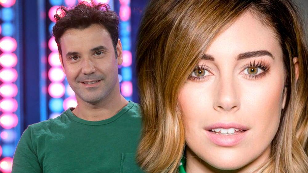 Blanca Suárez apoya a Miquel Fernández en la final de 'Tu cara me suena'