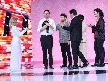 Raúl Pérez, quinto finalista de la sexta edición de 'Tu cara me suena'