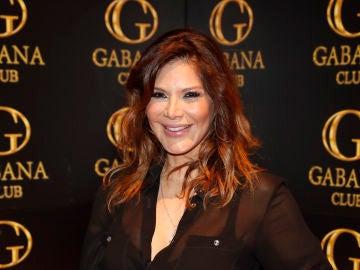 Ivonne Reyes, irreconocible en el cumpleaños de Juan Peña