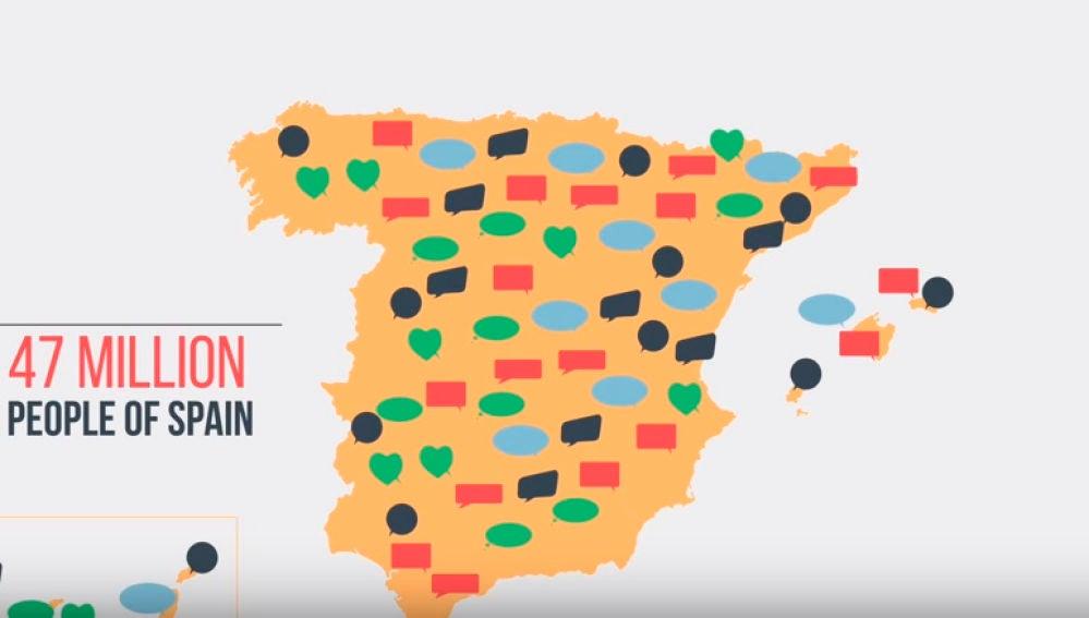 Vídeo sobre el desafío independentista premiado
