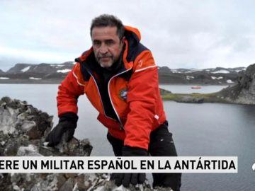 Fallece un militar español en la Antártida al caer al mar de forma accidental del buque 'Hespérides'