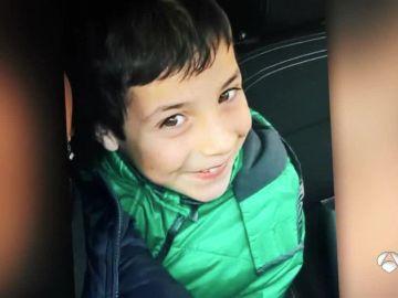 Gabriel, el menor desaparecido en Níjar