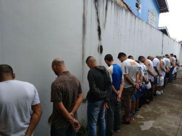 Aficionados del Santos y del Corinthians, detenidos tras la pelea