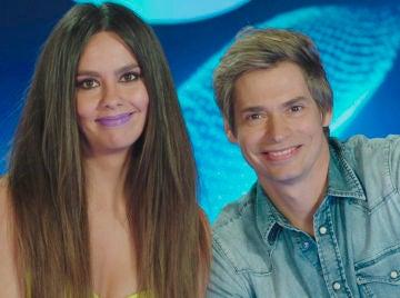 Cristina Pedroche y Carlos Baute en 'Top 50: Las canciones de nuestra vida' con Cristina Pedroche