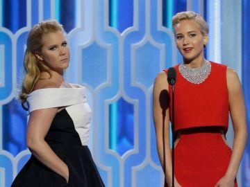 Amy Schumer y Jennifer Lawrence