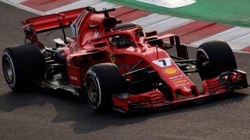 El Ferrari de 2018