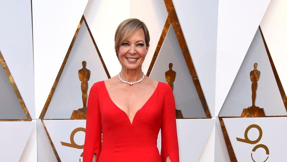 Allison Janney, nominada a mejor actriz de reparto por 'Yo, Tonya'