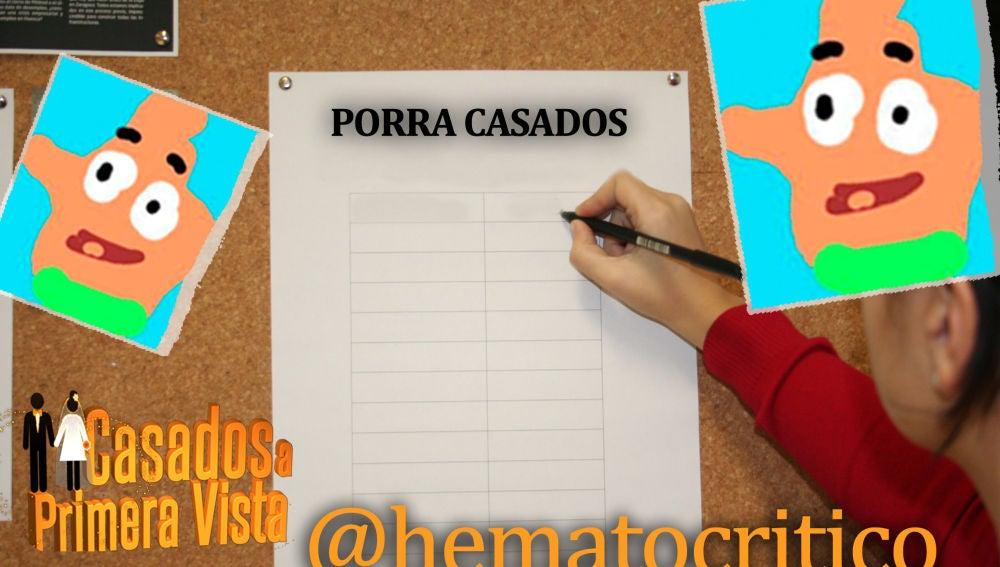 """La porra final"", por @Hematocritico"
