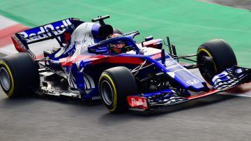 El Toro Rosso de 2018