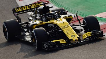 El Renault de 2018