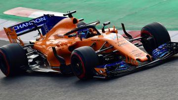 El McLaren 2018