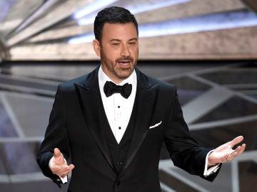Jimmy Kimmel, presentador de la 90 edición de los Oscar