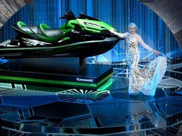 La moto de agua protagonista de los Oscar 2018