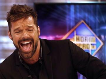 Ricky Martin en El Hormiguero