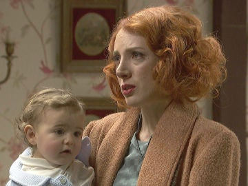 "Irene se presenta en casa de Severo: ""Vengo a devolverte a tu hijo"""