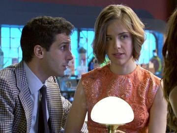 Laura logrará engañar al actor Emilio Losada