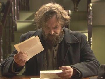 Larraz cambia de opinión al recibir una emotiva carta de su hijo