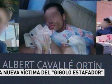 """Una nueva víctima del """"gigoló estafador"""""""