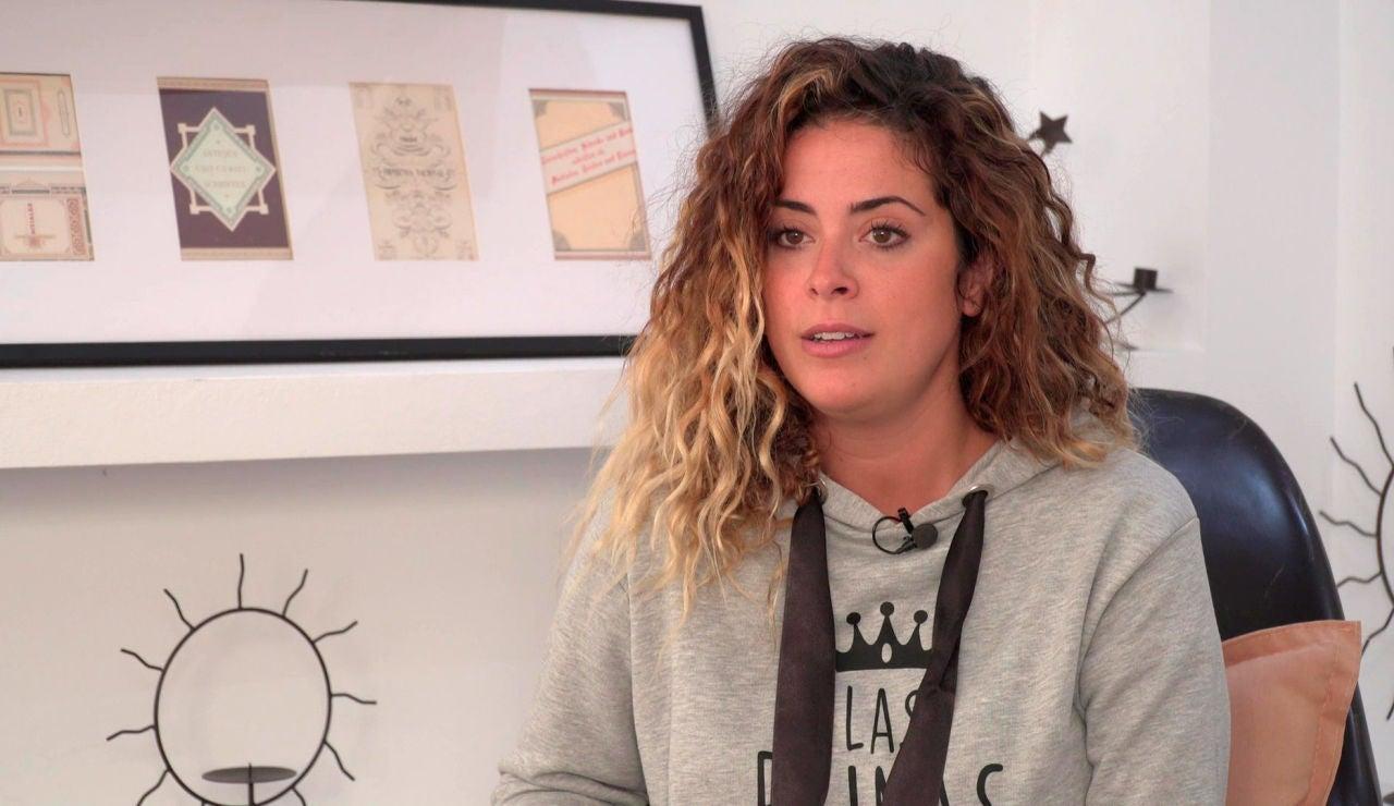 "Dámaris Noria: ""En la convivencia sigo siendo yo"""