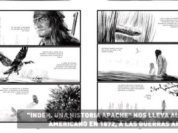 """INDEH"": la imborrable huella apache"