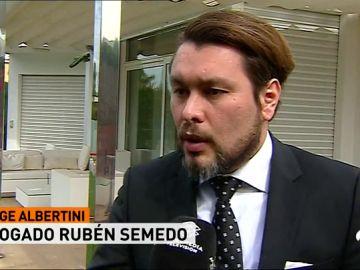 """El abogado de Semedo afirma que la pistola era de la víctima: """"El propio denunciante desenfundó el arma"""""""