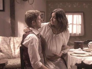 Nicolás recuerda uno de los momentos más dulces junto a Mariana