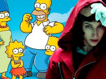 'Los Simpson' interpretan 'Bella Ciao', la canción que ha marcado la historia en 'La casa de papel'