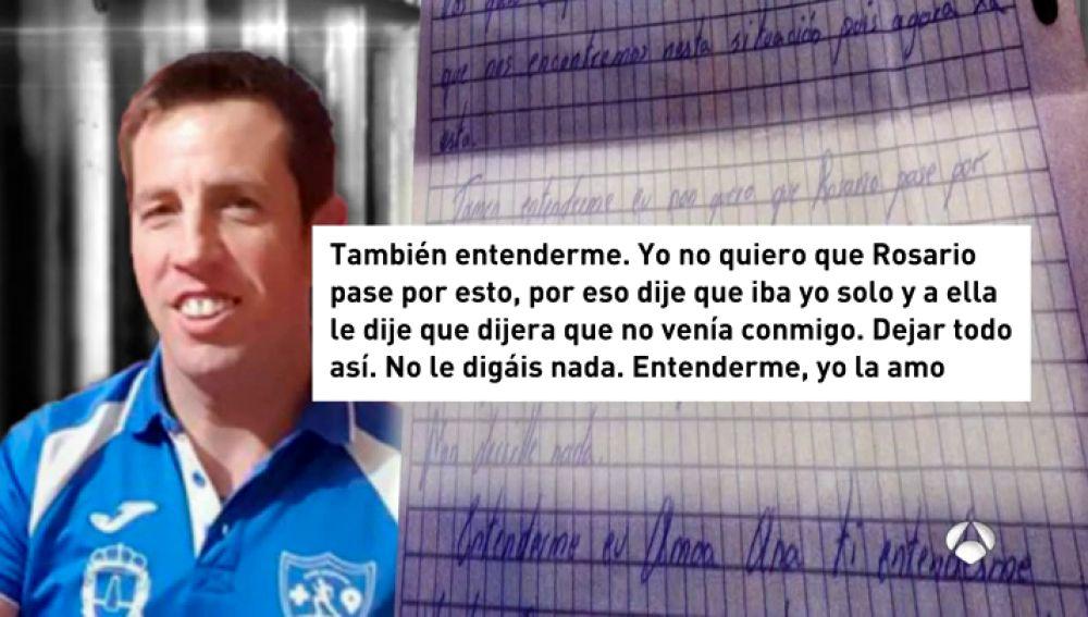 """'El Chicle' manda una carta a sus padres: """"Me van a pedir homicidio, pero tranquilos, a los siete años ya estaría fuera"""""""