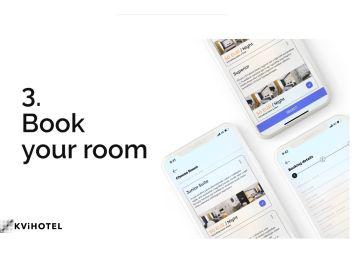 Hotel controlado íntegramente por los huéspedes a través de una 'app'