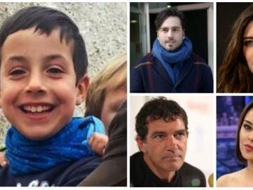 Los famosos lloran la muerte del pequeño Gabriel Cruz